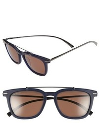 Salvatore Ferragamo 54mm Sunglasses Matte Havana