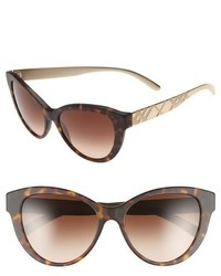 Burberry 56mm Cat Eye Sunglasses