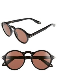 Givenchy 7001s 51mm Sunglasses Black