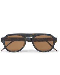 Thom Browne Aviator Style Acetate Sunglasses
