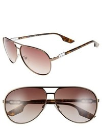 McQ By Alexander Ueen 62mm Aviator Sunglasses