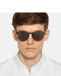 f308f40d7c Gucci D Frame Tortoiseshell Acetate Sunglasses