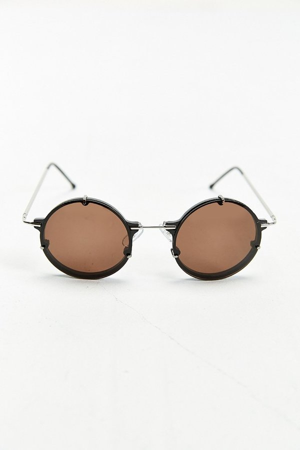 Spitfire Infinity Steel Frame Round Sunglasses   Where to buy & how ...