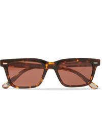 The Row Oliver Peoples Ba Cc Square Frame Tortoiseshell Acetate Sunglasses