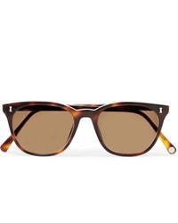 Cubitts Somers D Frame Tortoiseshell Acetate Sunglasses