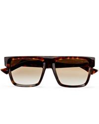 CUTLER AND GROSS Square Frame Tortoiseshell Acetate Sunglasses