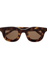 Rhude Thierry Lasry Rhodeo Square Frame Tortoiseshell Acetate Sunglasses