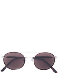 Giorgio Armani Tinted Round Sunglasses