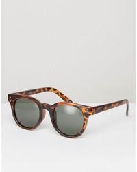 Vans Welborn Sunglasses In Tortoise Shell V005yom5z