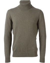 Ami Alexandre Mattiussi Turtle Neck Sweater