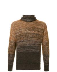 Maison Flaneur Ombre Turtleneck Sweater