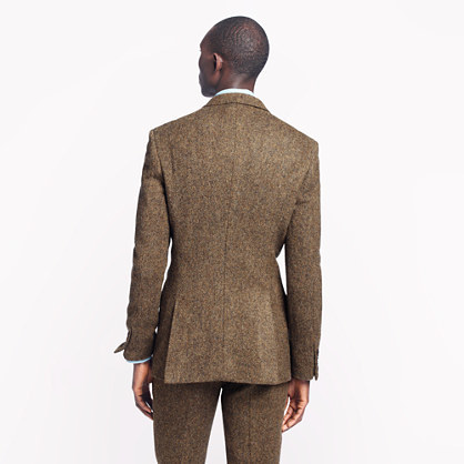 941feadce404 Ludlow Suit Jacket With Double Vent In English Tweed, £359 | J.Crew |  Lookastic UK