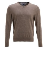 Tommy Hilfiger Jumper Brown