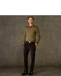 Polo Ralph Lauren Merino Wool V Neck