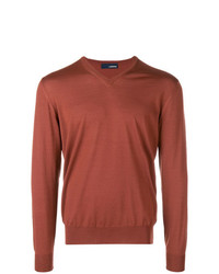 Lardini V Neck Jumper