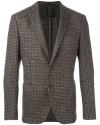 Woven effect blazer medium 795414