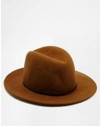 Catarzi Fedora Wide Brim Hat