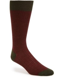 Pantherella 5911 Mid Calf Dress Socks