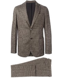 Eleventy Tweed Suit