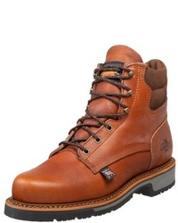Brown work boots original 11313306
