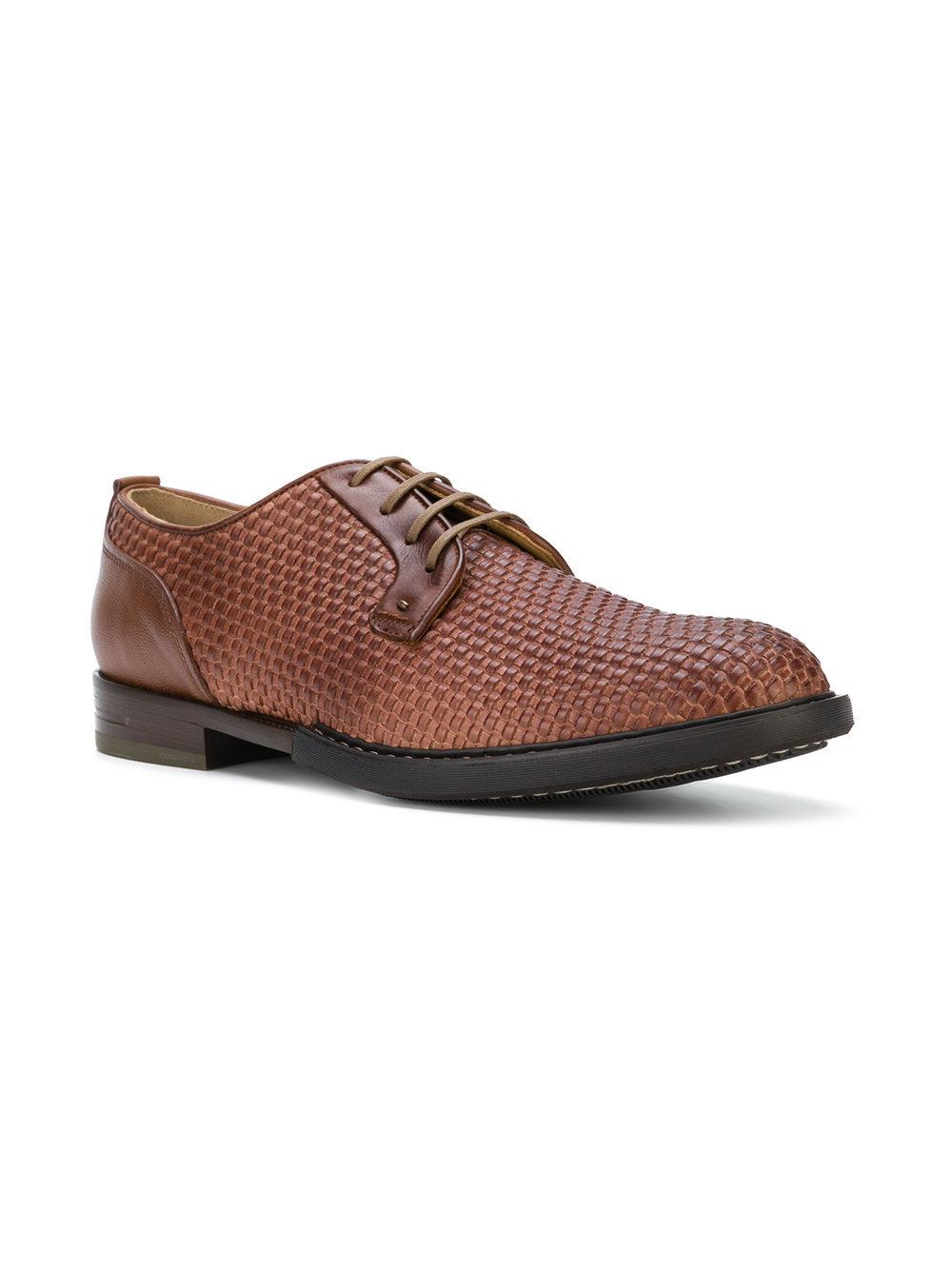 timeless design 2450b 38cbd £102, BRIMARTS Woven Oxford Shoes