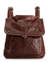 Burgundy Backpack