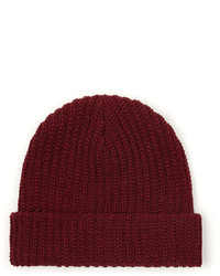Burgundy Beanies for Women  fad05e86474