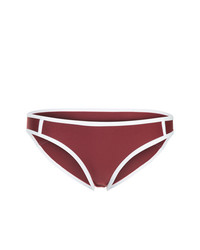 Duskii Contrast Edge Bikini Bottoms