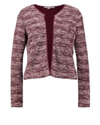 Cardigan bordeaux red medium 3940321