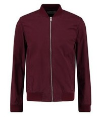 Bomber jacket bordeaux medium 3832666