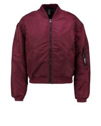 Bomber jacket bordeaux medium 3948612