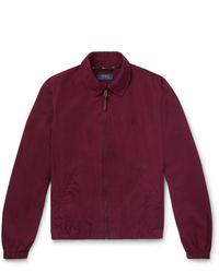 Polo Ralph Lauren Cotton Blouson Jacket