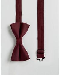 Bow tie in burgundy medium 3748600