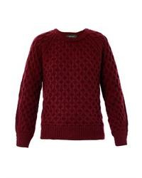 Isabel Marant Noreen Textured Knit Sweater