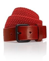 Hugo Boss Goriano Braided Belt