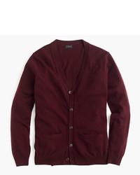 Cotton cashmere cardigan sweater medium 754180