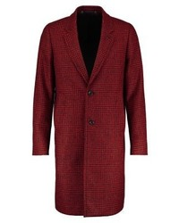 Paul Smith Classic Coat Red