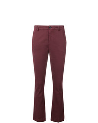 Department 5 Flared Chino Trousers