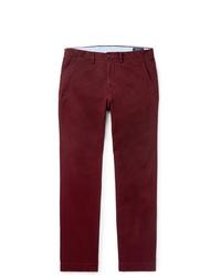 Polo Ralph Lauren Slim Fit Cotton Blend Twill Chinos