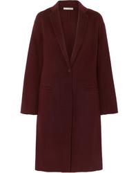 Vince Brushed Wool Blend Coat