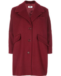 MM6 MAISON MARGIELA Classic Buttoned Coat