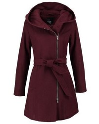 Classic coat bordeaux medium 4000683