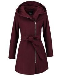 Classic coat bordeaux medium 4000683