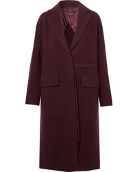 Joseph Silla Wool And Cashmere Blend Coat