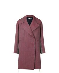 Stella McCartney Striped Coat