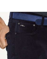 Ralph Lauren Black Label 5 Pocket Corduroy Pant