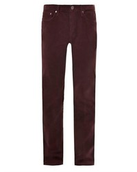Burberry Brit Steadman Corduroy Trousers