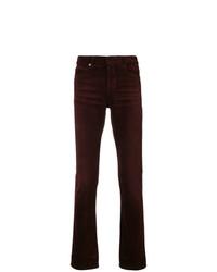 Saint Laurent Corduroy Slim Fit Jeans