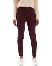 Moto jamie corduroy skinny jeans medium 369316