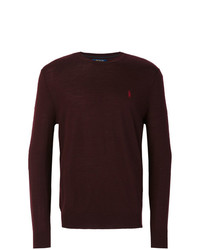 Polo Ralph Lauren Classic Crew Neck Jumper